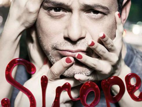 "Alejandro Sanz lanzó su nuevo disco ""Sirope"""