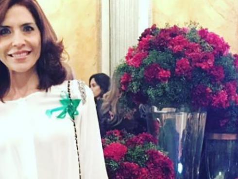 ¡Así luce Lorena Meritano, luego de vencer el cáncer! (FOTO)
