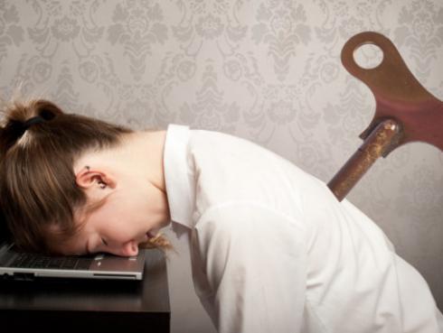 Batido casero para combatir el agotamiento