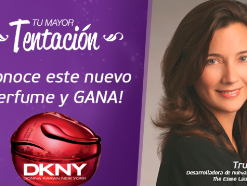 Be Tempted by DKNY ¡Conoce el poder de la tentación!