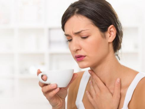 Bicarbonato para aliviar el dolor de garganta