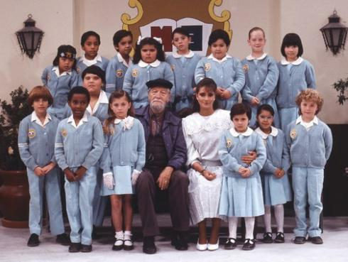 Mira cómo lucen los actores de 'Carrusel de niños' 26 años después