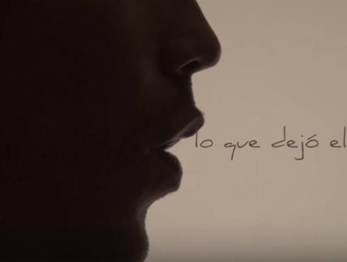 Christian Chávez estrenó nuevo video
