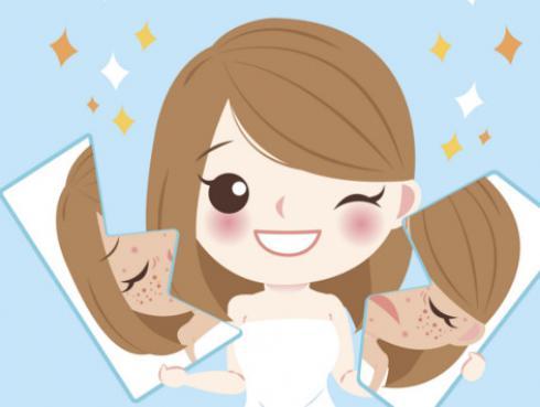 Cómo atenuar las manchas marrones o pecas del rostro