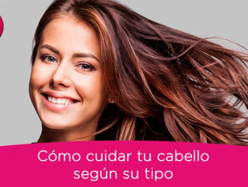 Cómo cuidar tu cabello según su tipo