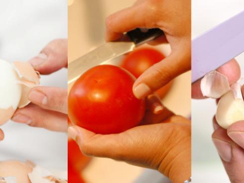 Conoce 5 alimentos que hemos pelado mal toda la vida