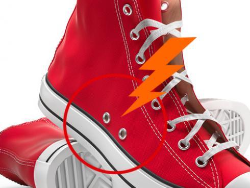 ¡Conoce aquí para qué sirven realmente los agujeros laterales que tienen las zapatillas!