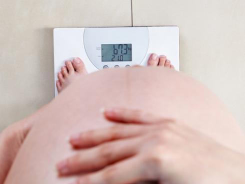 ¿Cuánto peso debes subir durante el embarazo?