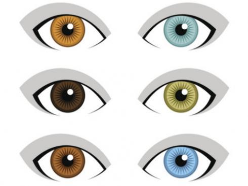 El color de tus ojos revela tu personalidad