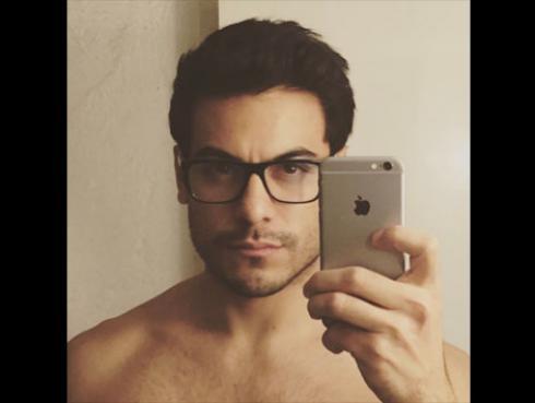 El lado más sexy de Carlos Rivera en fotos