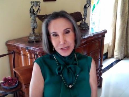¡Florinda Meza dedica emotivo mensaje en Youtube a 'Chespirito'!