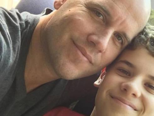 Foto de GianMarco y su hijo alborota las redes sociales