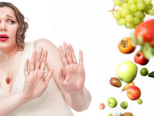 Frutas que debes evitar si quieres bajar de peso