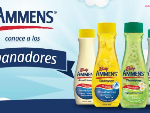 Ganadores de las 10 canastas llenas de productos Ammens
