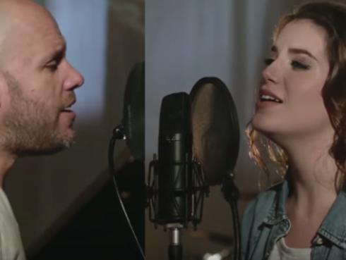 GianMarco estrenó video con su hija Nicole Zignago 'Vida de mi vida'