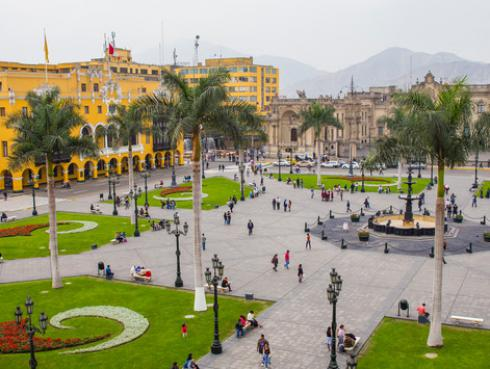 17, 18 y 19 de noviembre serán días no laborables para Lima y Callao por APEC