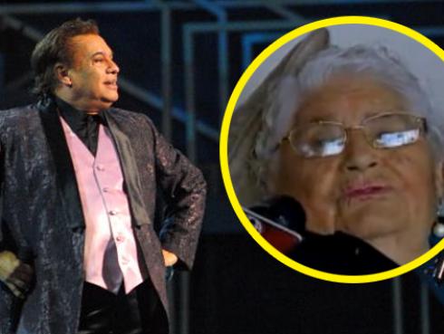 Juan Gabriel tenía una segunda mamá y es peruana. Conócela aquí