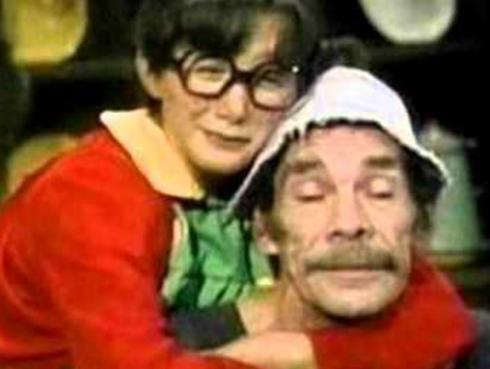 La emotiva foto de 'Don Ramón' en el matrimonio de 'la Chilindrina'