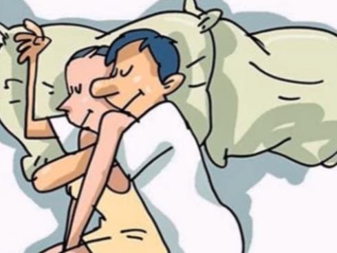¡La forma como duermes con tu pareja revela cómo llevan su relación!