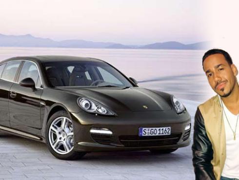 La lujosa colección de autos de Romeo Santos [FOTOS]