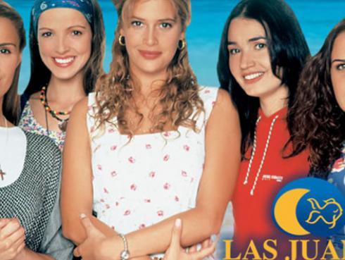 Mira cómo lucen 'Las Juanas' 18 años después