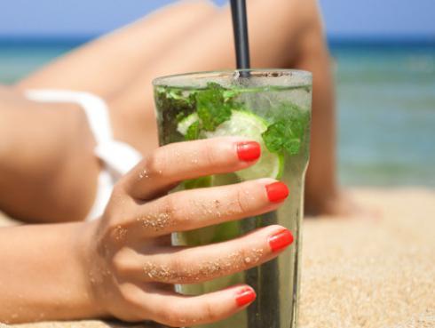 Limonada para hidratar  tu piel en verano