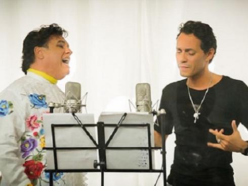 Juan Gabriel y los mejores duetos de su carrera [VIDEOS]