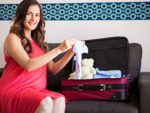 8 cosas que no puedes olvidarte de llevar a tu parto