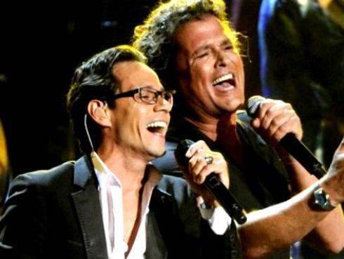 Marc Anthony y Carlos Vives cantarán en el matrimonio de Sofía Vergara