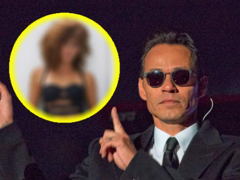 Marc Anthony, ya divorciado, habría sido flechado por esta joven modelo [FOTOS]