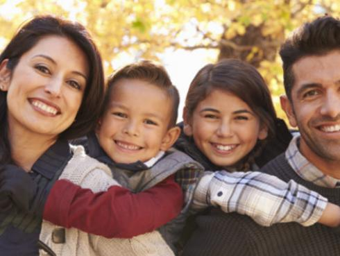 María Pía en su rol de madre: Tus hijos son tu responsabilidad