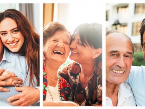 María Pía en su rol de Mujer: Diles a papá y mamá cuánto los amas
