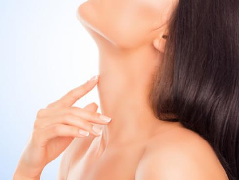 Mascarilla de plátano para prevenir las arrugas en el cuello
