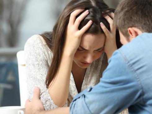 Mi pareja me hizo daño y quiere regresar