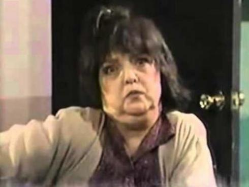 Mira cómo luce Doña Espotaverderona, la mamá de la Chimoltrufia