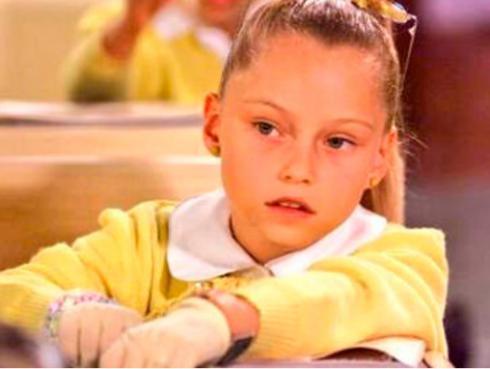 Mira cómo luce 'Simoneta Molina' de 'Vivan los niños'