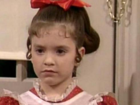 Mira cómo luce 'Vicky' de 'La pequeña maravilla