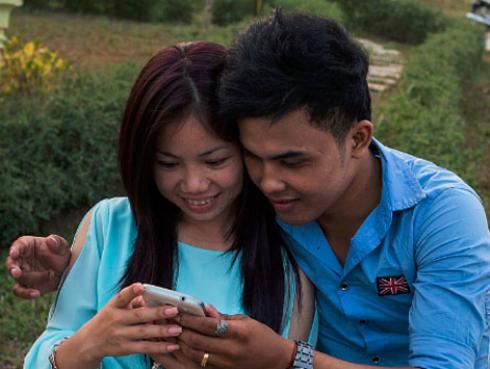 Los jóvenes ahora ponen en práctica esta nueva 'prueba de amor'