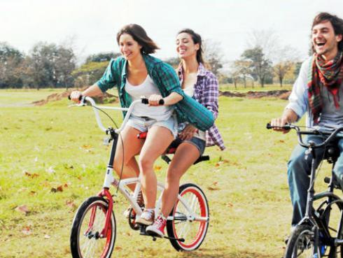 5 razones para que empieces a montar bicicleta [FOTOS]