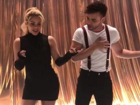 ¡Prince Royce y Shakira te enseñan a bailar bachata y retan a sus fans!