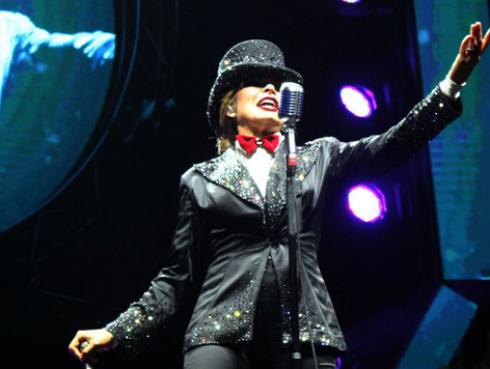Revive el concierto de Gloria Trevi en Lima