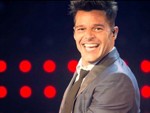 Ricky Martin publicó tierna foto de sus gemelos
