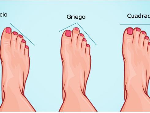 ¿Sabes lo que revelan la forma de tus pies? ¡Descúbrelo AQUÍ!