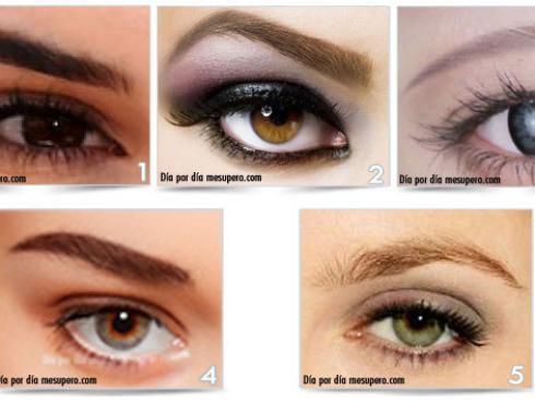 ¿Sabías que la forma de tus cejas revelan cómo eres?