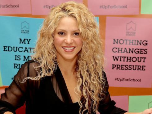 Shakira desmintió estar embarazada por tercera vez