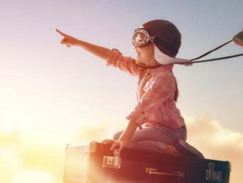 Si quieres viajar, hazlo con tu imaginación