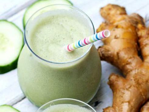 No podrás resistirte a este refrescante y saludable smoothie de plátano