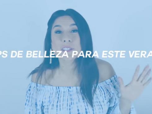 ¡Soledad te brinda 5 tips de belleza para este verano! (VIDEO)
