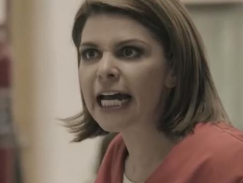 Soraya Montenegro regresó a la TV más mala que nunca... ¡Mira aquí el video de su temible regreso!