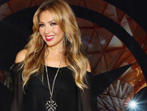 Paulina Rubio y Thalía se enfrentarán en la pantalla chica